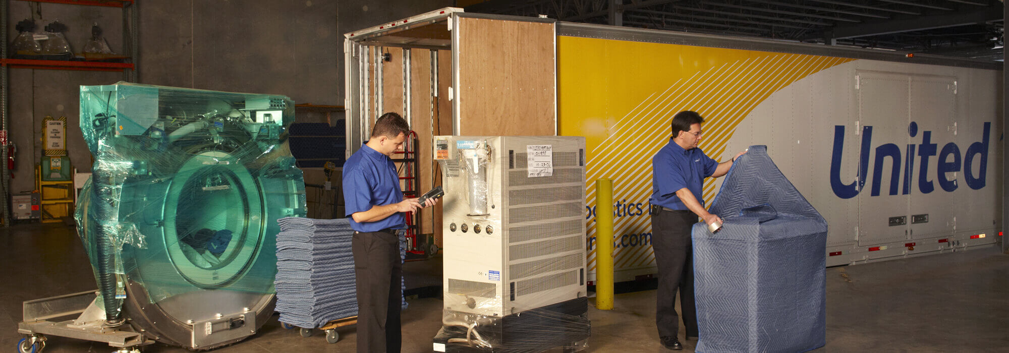 Industrial and Office Equipment Relocation